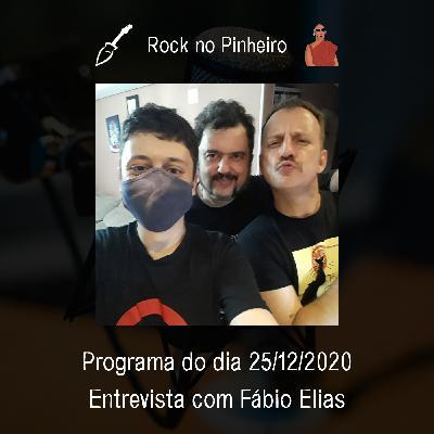 Rock no Pinheiro - Entrevista com Fábio Elias