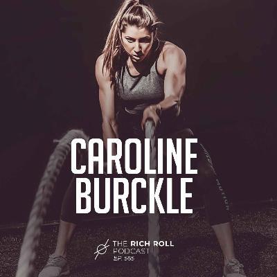 Olympian Caroline Burckle On The Power Of Vulnerability