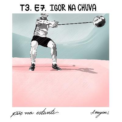Igor na Chuva, Hugo Guimarães