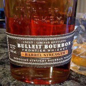 Bulleit Bourbon barrel strength 2 minute review