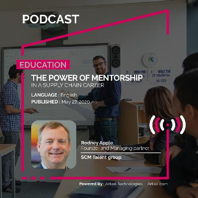 75. The power of mentorship in a supply chain career