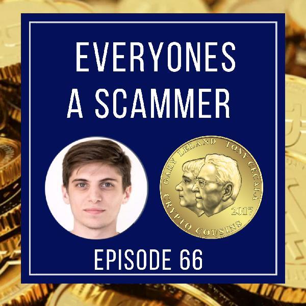Michael Goldstein aka Bitstein - Everyone's A Scammer