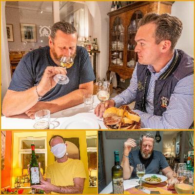 Drei ältere Weine – aus Sachsen