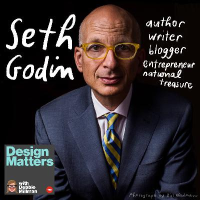 Design Matters From the Archive: Seth Godin
