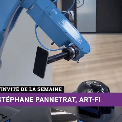 Business Club de France TV S2021 E54 S. Pannetrat - Art Fi
