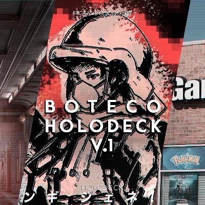Regras do Jogo #87 – Boteco Holodeck v.1
