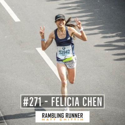 #271 - Felicia Chen (Boston Marathon Virtual Series 3 of 4)