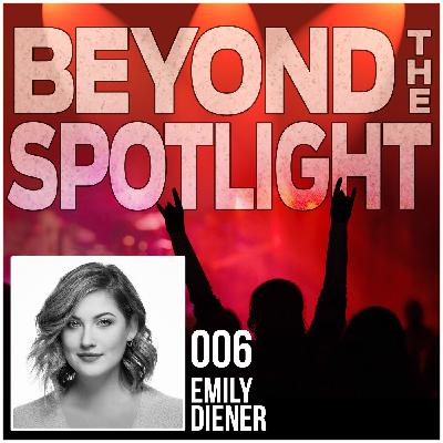 Ep. 006: Emily Diener - Community Theater Actor & Singer