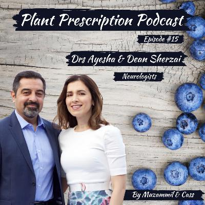 Optimize brain health and prevent Alzheimer's & dementia with neurologists Drs. Dean & Ayesha Sherzai