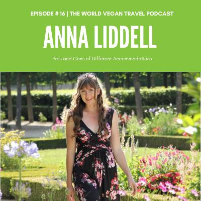 #16 | Vegan Accommodation Analysis | Anna: My Travel Scrapbook
