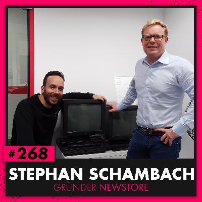 OMR #268 mit E-Commerce-Pionier Stephan Schambach