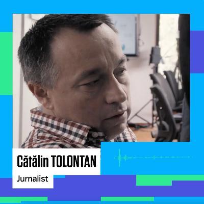 """#92 HARD TALK cu Cătălin Tolontan. Despre jurnalism vs. clickbait și fake news + nominalizarea """"Colectiv"""" la Premiile Oscar"""