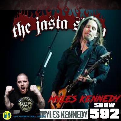 Show #592 - Myles Kennedy (Alter Bridge)
