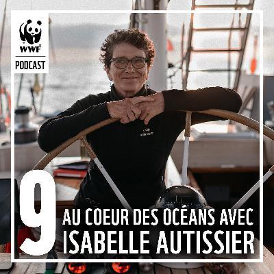 Au coeur des océans avec Isabelle Autissier