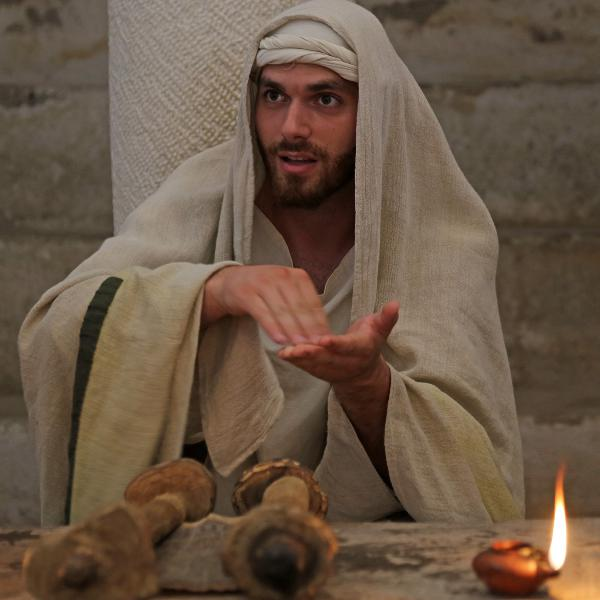 """Come Follow Me Latter-day Saint Podcast 6 """"The Spirit of the Lord is Upon Me"""" -- Matthew 4; Luke 4-5"""