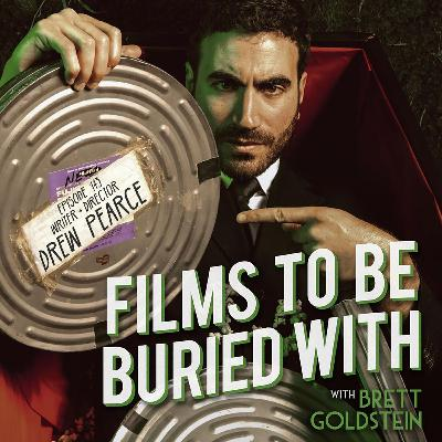 Drew Pearce • Films To Be Buried With with Brett Goldstein #143