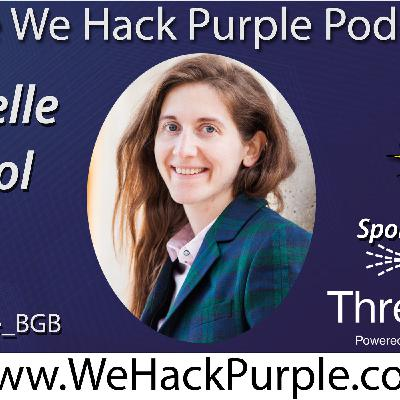 We Hack Purple Podcast 16 with Gabrielle Botbol