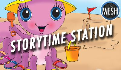 Storytime Station: Shelby's Shoes