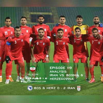Analysis: Iran vs. Bosnia & Herzegovina