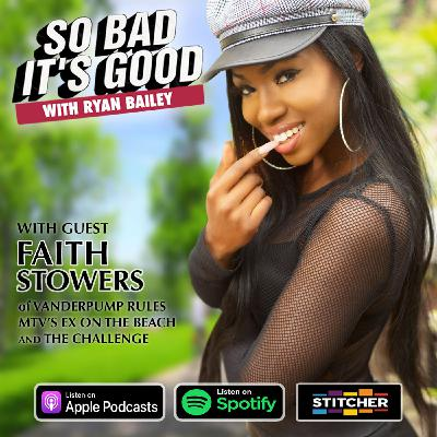 Episode 41: Tardy for the Party (Kim Zolciak-Biermann) with Special Guests Faith Stowers from Vanderpump Rules!  Plus Brian Moylan covering RHOBH and RHONY.  Also, Bill and Becky Bailey, Dorits Room at Buca di Beppo and so much more!!!