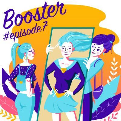 """Booster #7 - Kat Borlongan : """"ça prend du temps de savoir en quoi on est bons !"""""""