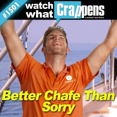 BelowDeckSailing: Better Chafe Than Sorry