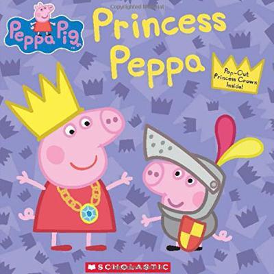 Princess Peppa (Peppa Pig) - Season 3 - Episode 4