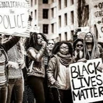 BLACK LIVES.