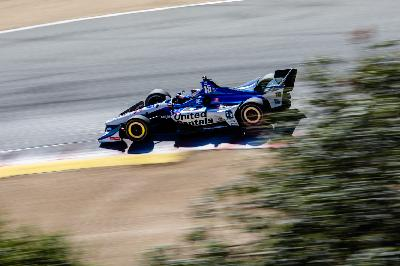 Talking Laguna Seca with Graham Rahal and Spencer Pigot