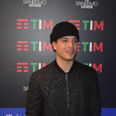 Sanremo 2020 - Intervista a Leo Gasman