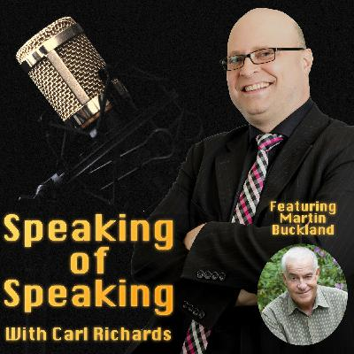 EPISODE 50!! Showcasing Your Professional & Personal Brand With Special Guest Martin Buckland