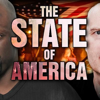 TOMMY SOTOMAYOR and STEFAN MOLYNEUX: THE STATE OF THE USA!