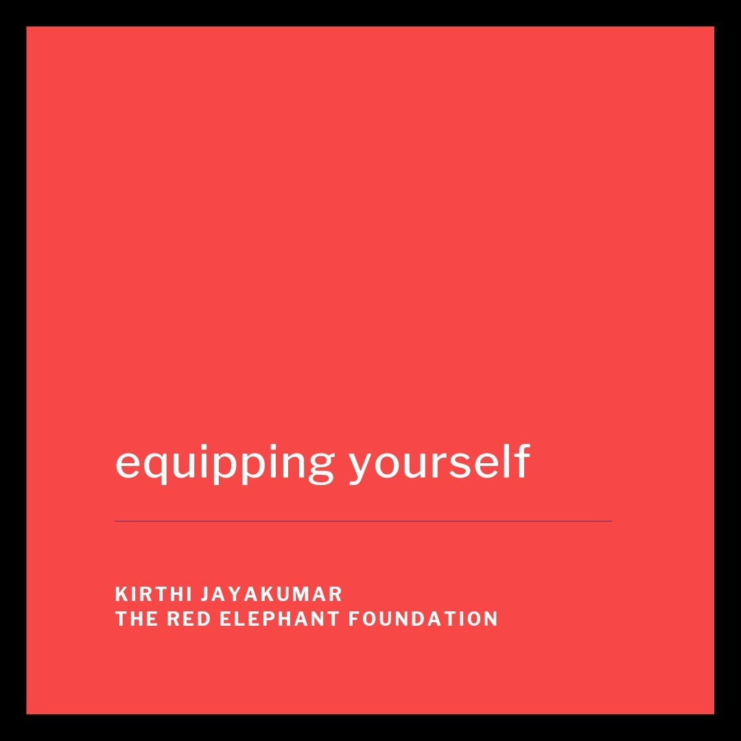 Episode 8 - Equipping yourself