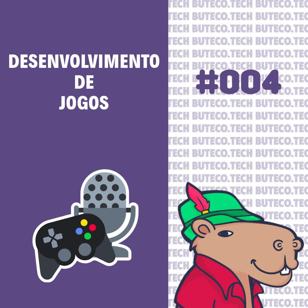Desenvolvimento de Jogos