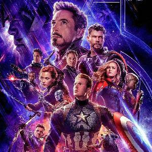 589. [1/2] Film Club: Avengers Endgame / Marvel Cinematic Universe (with Fred Eyangoh)