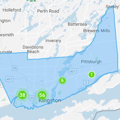 BONUS: Cross Country Roadtrip Podcast 2020. The Toronto to Kingston, Ontario Episode.