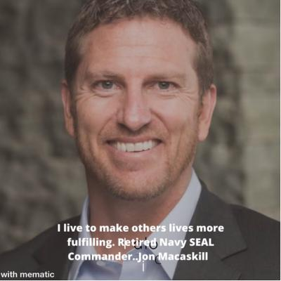 How I became a Monotasker with Retired Navy SEAL Commander Jon Macaskill