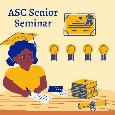 Class of 2021 Creative Writing Senior Seminar Students (Reading)