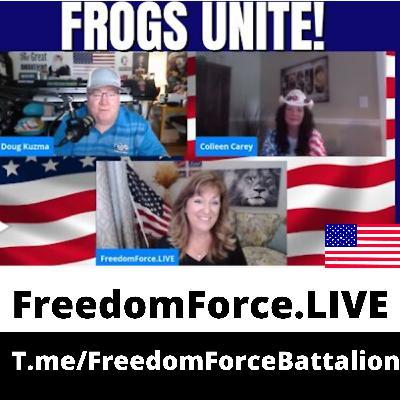 FROGS UNITE! 9.9.21