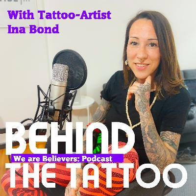 Who's hidden behind the tattoo?