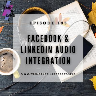 EP 185 : Clubhouse Payments & emerging social audio apps