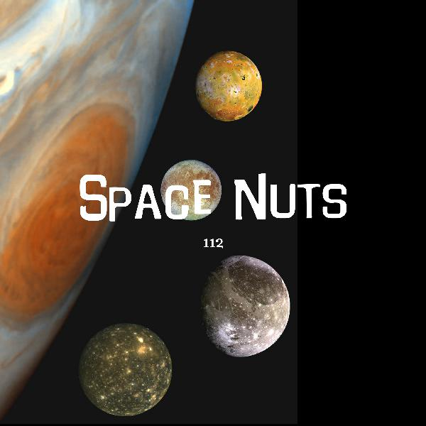 112: New Jupiter Moons - Space Nuts with Dr.Fred Watson & Andrew Dunkley