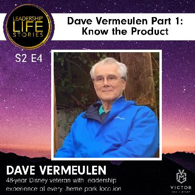 Dave Vermeulen, Part 1: Know the Product