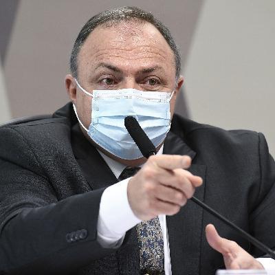 Pazuello negociou CoronaVac com intermediários; PEC do voto impresso fica pra depois; e chuvas causam tragédia na Europa