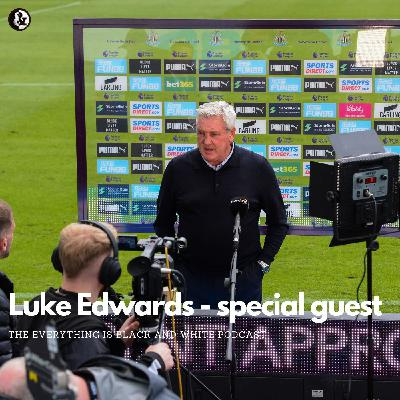 Special guest - The Telegraph's Luke Edwards: Bruce, transfers and just where is Henry Mauriss?