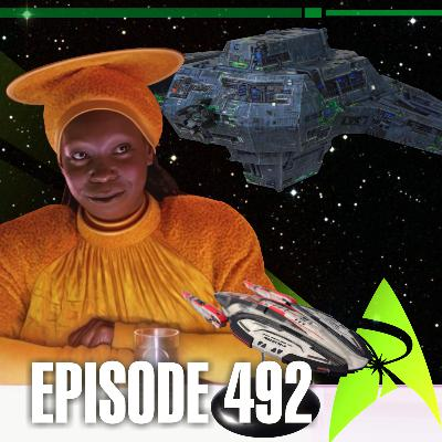 492 - Paradise, Whoopi, and Pirates