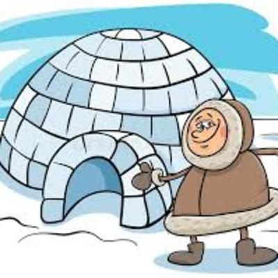 Emmaline visits an igloo toy factory