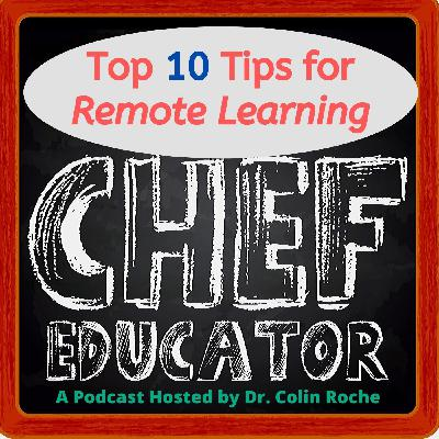 Top Ten Tips For Remote Learning