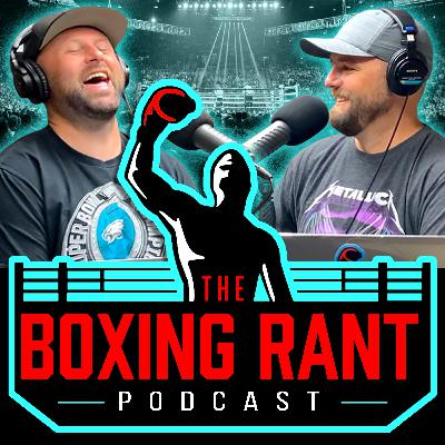 Ep286 - Boxing Fans Gone Wild - PBC on Fox fight schedule - Thoughts on Women's Boxing