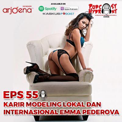 55. Sukses di Lokal, Emma Pederova Jejaki Karir Modeling Internasional